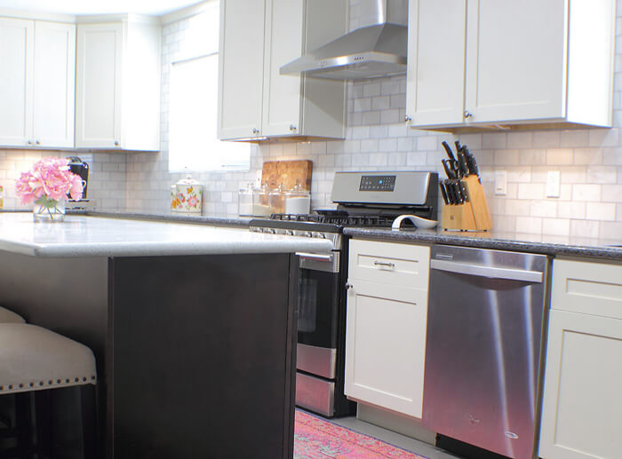 A better alternative to a 4 inch backsplash