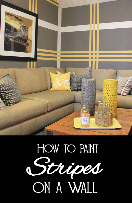 Tips and Tricks for Painting Stripes on a Wall